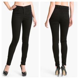 J Brand Maria High Rise Skinny Jean in Hewson